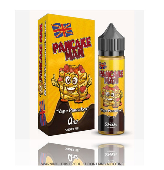 Vape Breakfast Classics Pancake Man E-Liquid 50ml