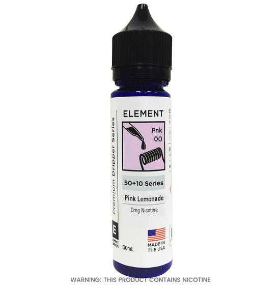 Element Pink Lemonade Dripper E-Liquid 50ml