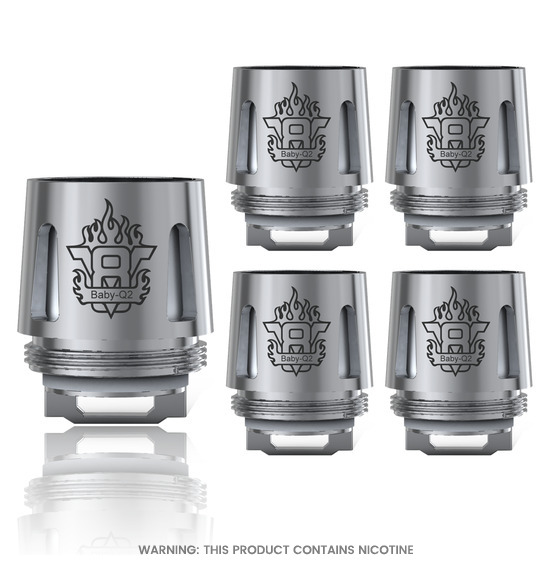V8 Baby Beast Q2 Coils by Smok