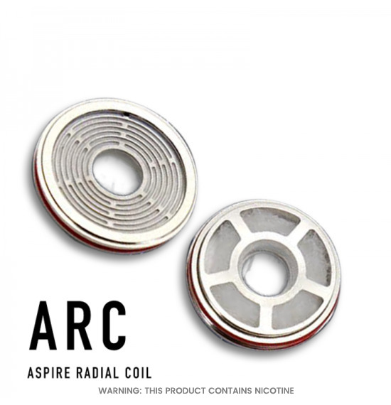 Aspire Revvo ARC Replacement Coils