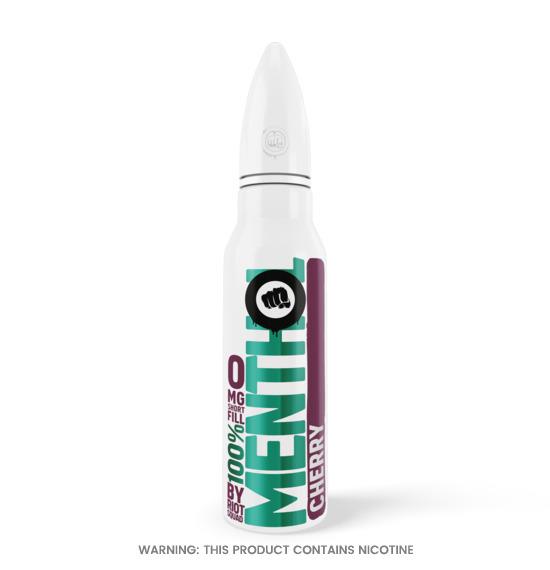 Riot Squad Menthol Cherry E-Liquid 50ml