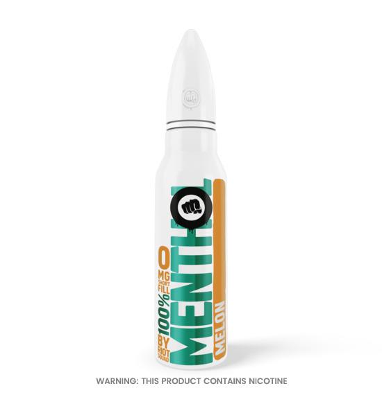 Riot Squad Menthol Melon E-Liquid 50ml