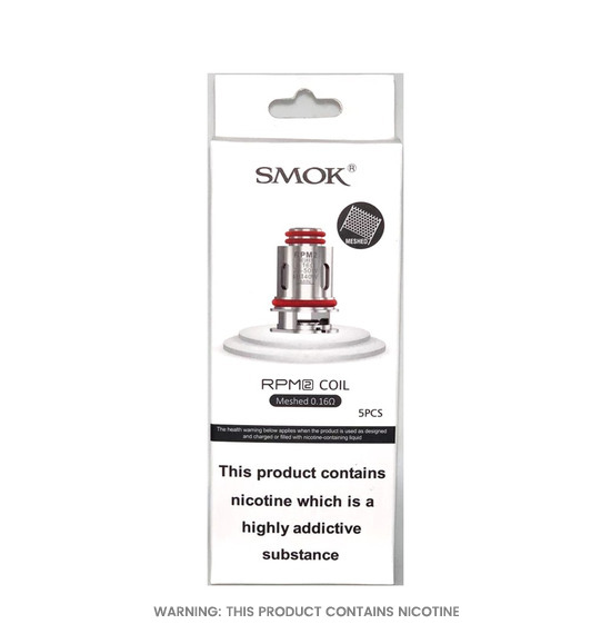 RPM2 Replacement Coils by Smok
