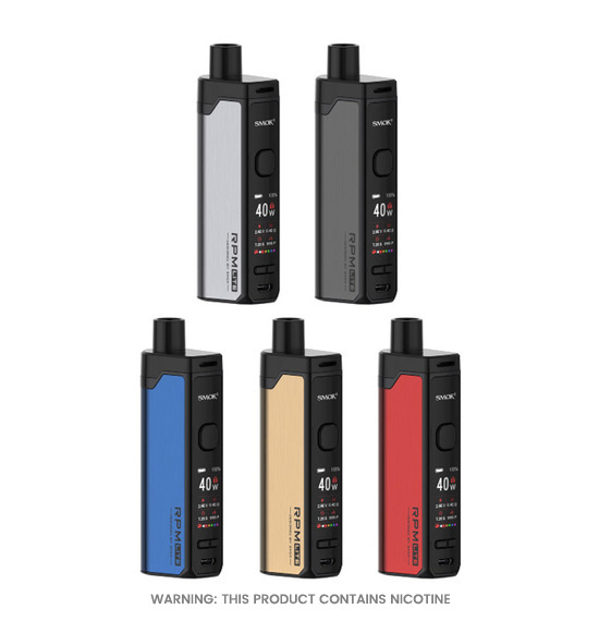 RPM Lite Pod Kit by Smok