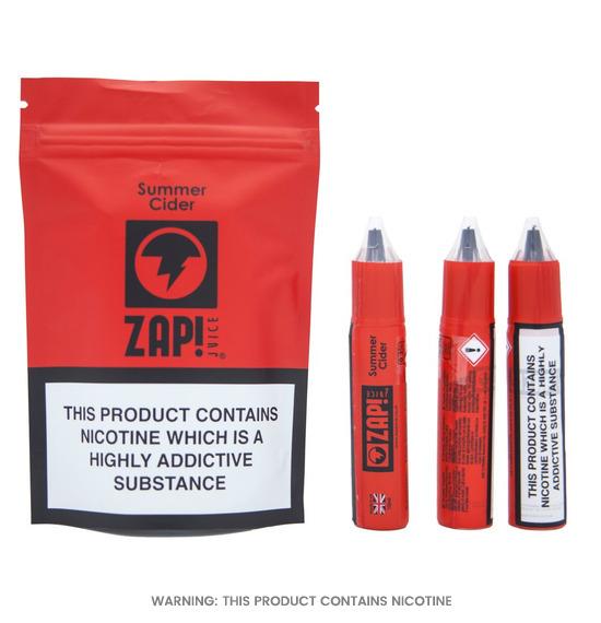 Summer Cider Zap! E-Liquid
