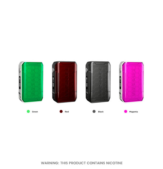 Sinuous V200 Mod Box by Wismec