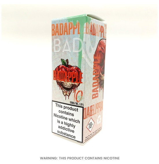 Bad Drip Bad Apple Nic Salt E-Liquid 10ml