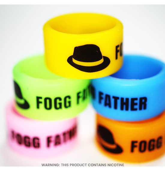 Vape Bands Pack of 5 by Fogg Father
