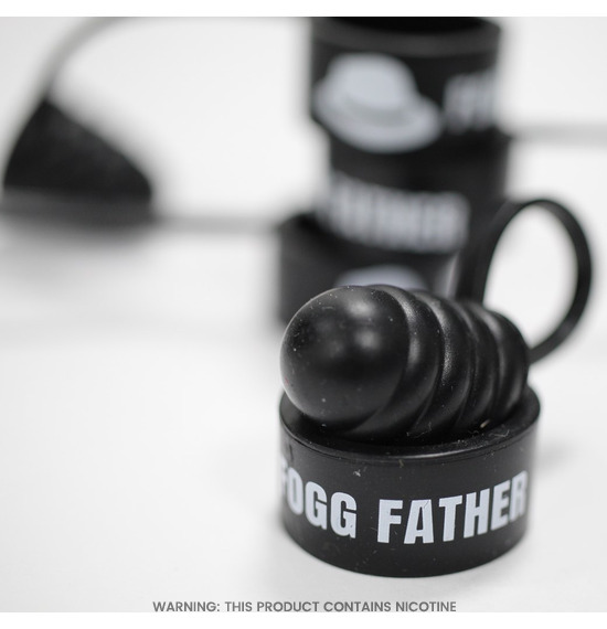 Vape Bands with Cover Pack of 4 by Fogg Father