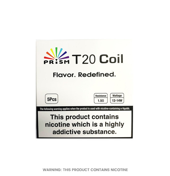 Prism Coils T20 Replacement Coils by Innokin