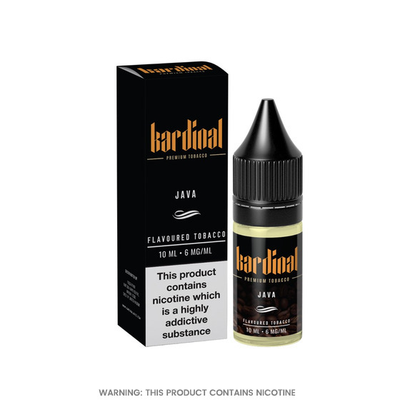 Kardinal Java 50/50 E-Liquid 10ml