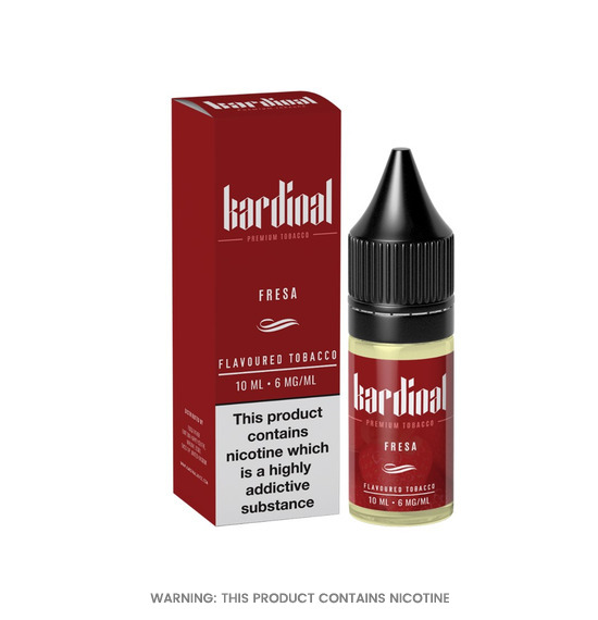 Kardinal Fresa 50/50 E-Liquid 10ml