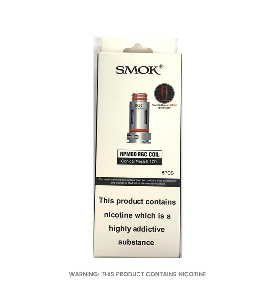 RPM80 RGC Conical Replacement Coils by Smok