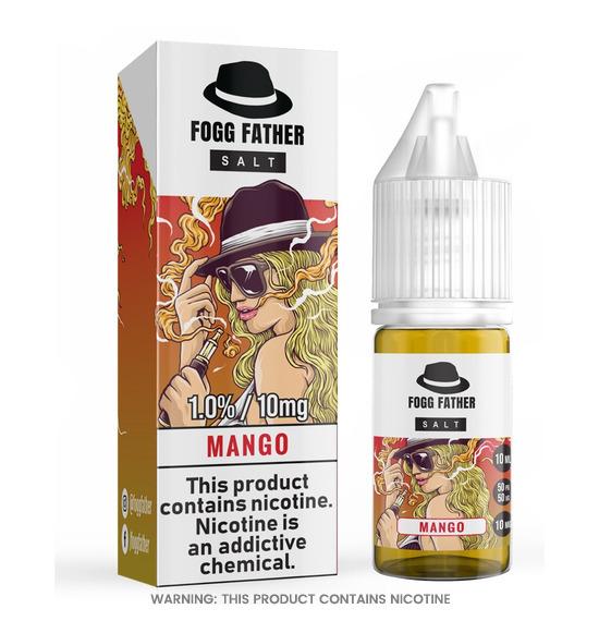 Mango Nic Salt E-Liquid by Fogg Father