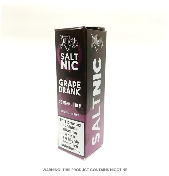Ruthless Grape Drank Nic Salt E-Liquid