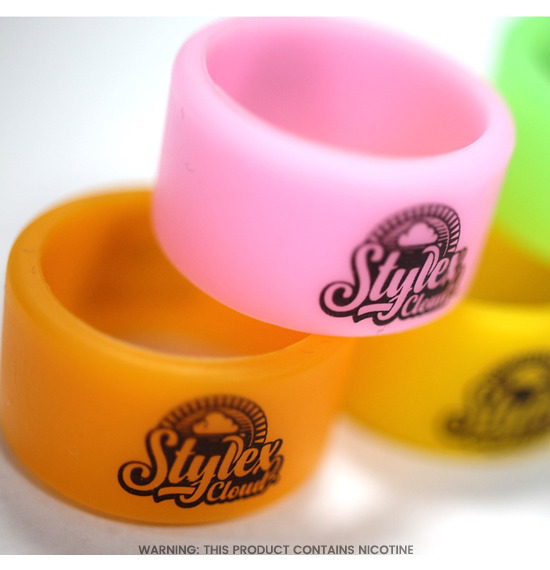 Stylex Cloud Vape Bands Pack of 5