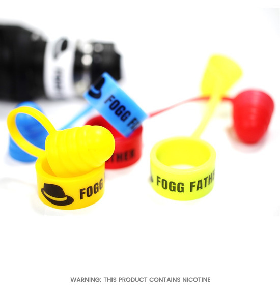 Vape Bands with Cover Pack of 5 by Fogg Father