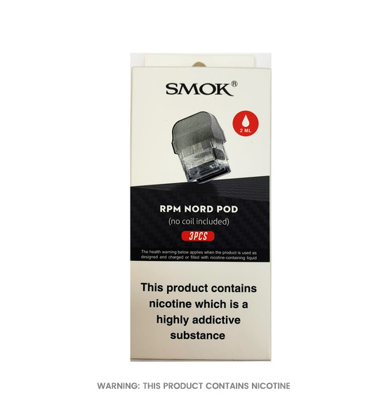 RPM40 Nord Replacement Pods By Smok