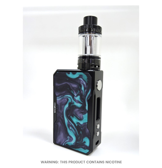 Voopoo Drag Mod & Cleito 120 Tank Starter Kit Package