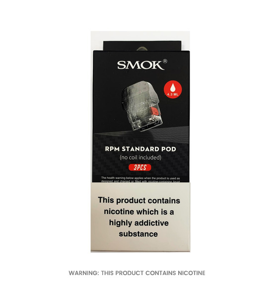 RPM40 Replacement Pods by Smok