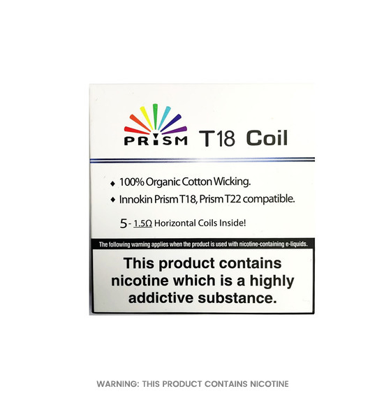 Innokin Prism T18 Replacement Coils