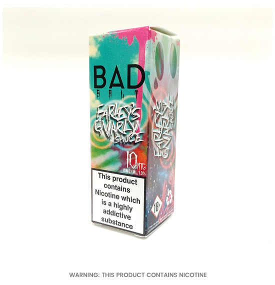 Bad Drip Gnarly Sauce Nic Salt E-Liquid 10ml