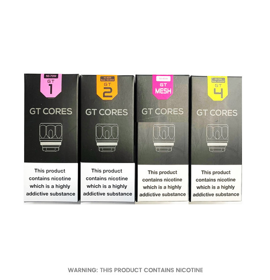 GT Cores Replacement Coils by Vaporesso
