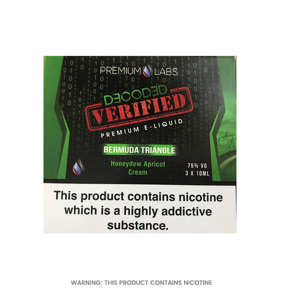 Bermuda Triangle E-Liquid