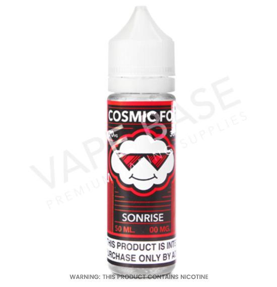 Sonrise 50ml Cosmic Fogg E-Liquid