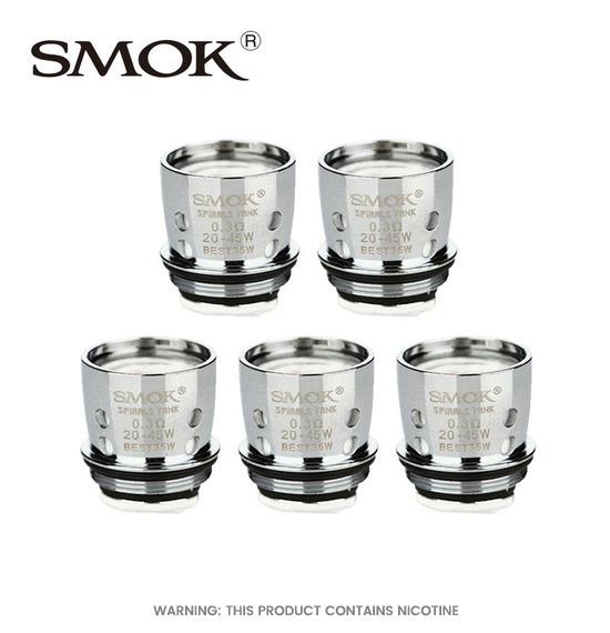 Smok Spirals Tank Coils - 0.3ohm