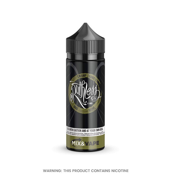 Swamp Thang 100ml E-Liquid by Ruthless