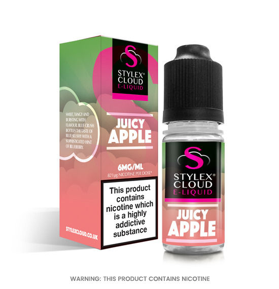 Juicy Apple E-Liquid