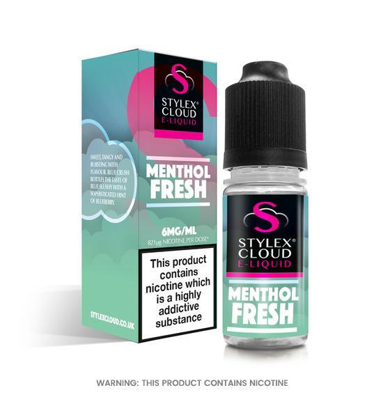 Menthol Fresh E-Liquid