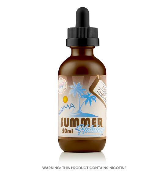 Cola Shades 50ml E-Liquid by Dinner Lady