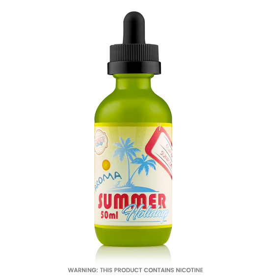 Guava Sunrise 50ml E-Liquid by Dinner Lady