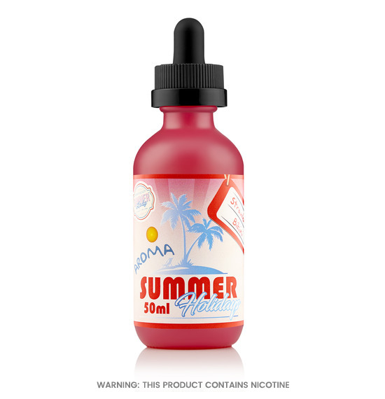 Strawberry Bikini 50ml E-Liquid by Dinner Lady