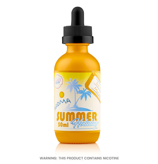 Dinner Lady Sun Tan Mango E-Liquid 50ml
