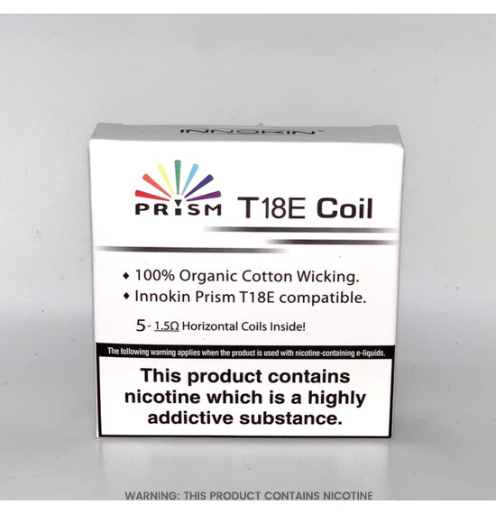 Prism Coils T18E Replacement Coils by Innokin