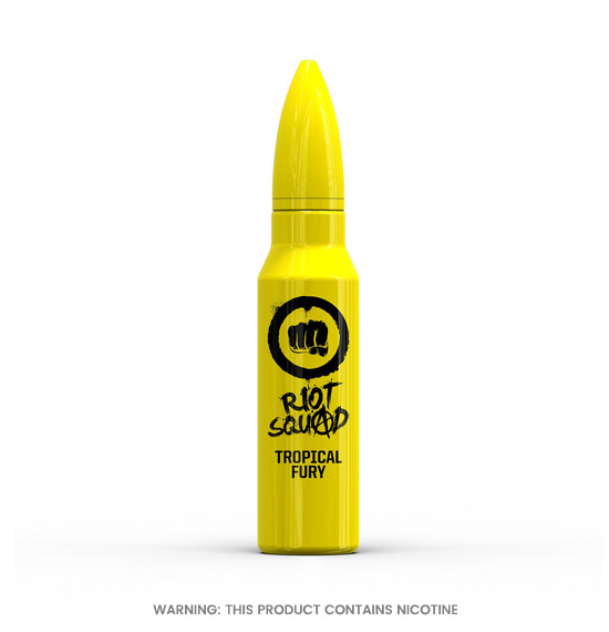 Tropical Fury 50ml E-Liquid by Riot Squad