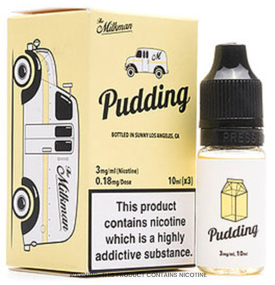 Pudding 30ml E-Liquid