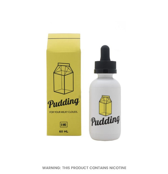 The Milkman Pudding 50ml Short Fill