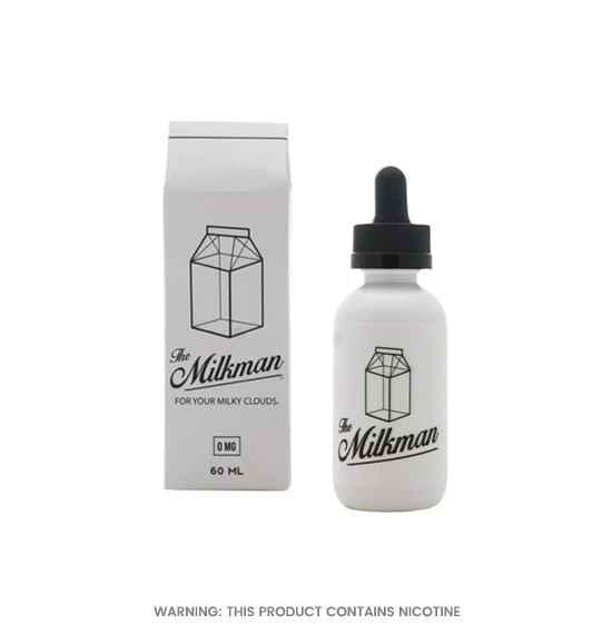 The Milkman 50ml Short Fill