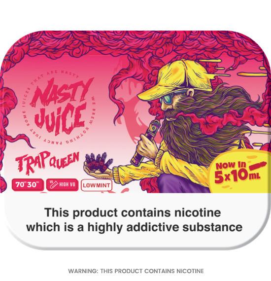 Nasty Juice Trap Queen E-Liquid