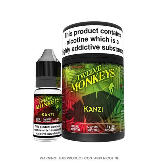 Kanzi E-Liquid