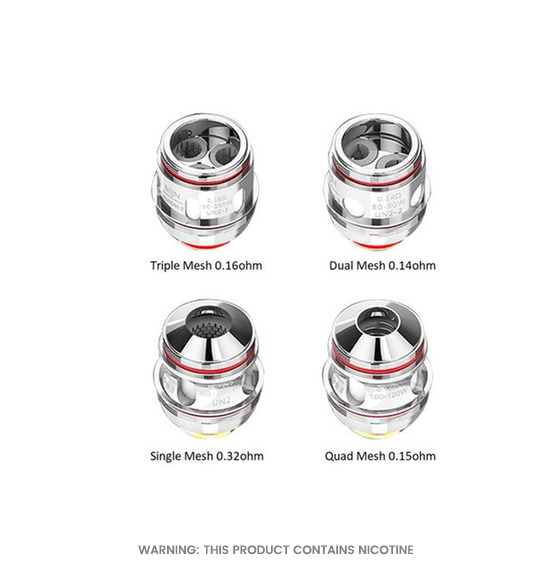 Valyrian 2 Replacement Coils by Uwell