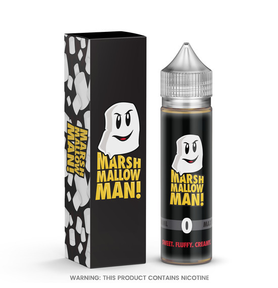 Marshmallow Man! 60ml  E-Liquid by Marina Vape