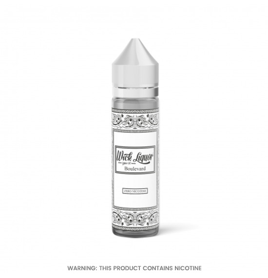 Boulevard E-Liquid 50ml by Wick Liquor