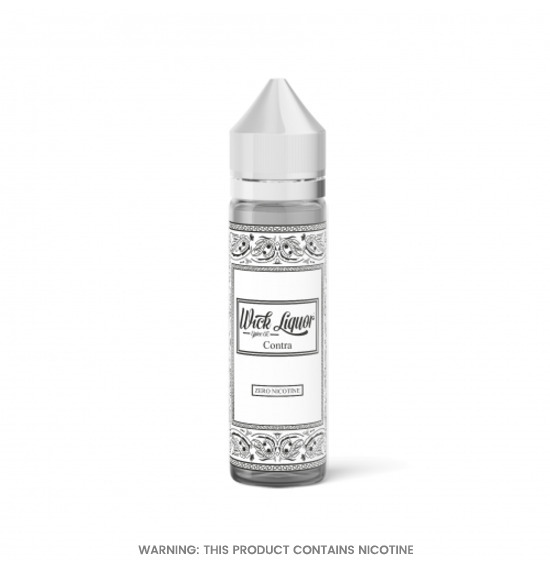 Contra E-Liquid 50ml by Wick Liquor