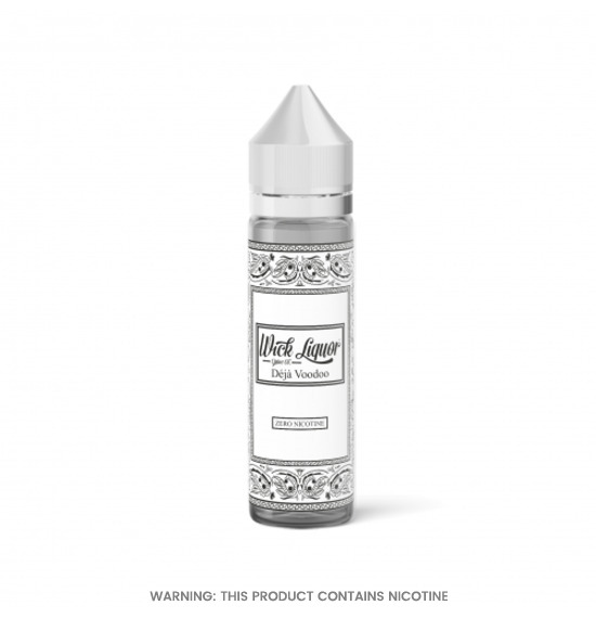 Deja Voodoo E-Liquid 50ml by Wick Liquor