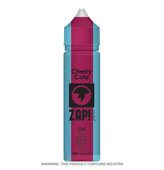 Cherry Cola 50ml E-Liquid by Zap!